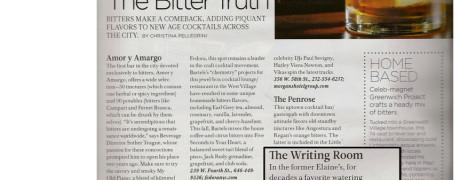 Gotham Mag The Writing Room