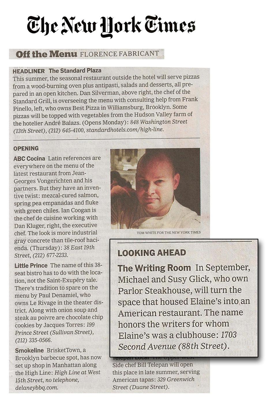 NY Times -2